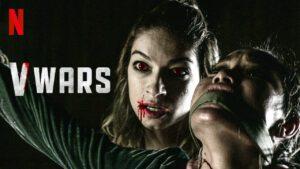 To serier får kniven af Netflix v wars october faction