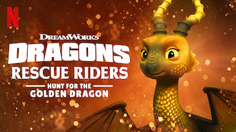 Dragons: Rescue Riders: Hunt for the Golden Dragon film serier netflix
