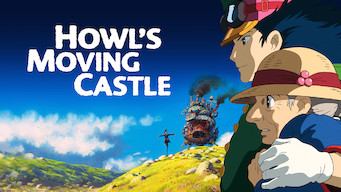 Howl's Moving Castle film serier netflix