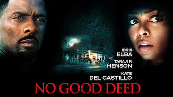 No Good Deed film serier netflix