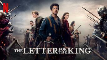 Se The Letter for the King på Netflix