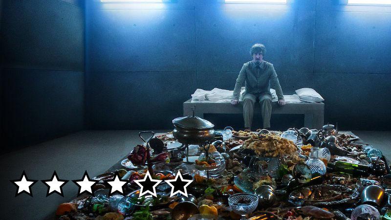 the platform netflix film anmeldelse review 2020