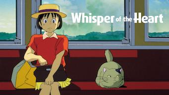 Whisper of the Heart film serier netflix