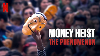 Money Heist: The Phenomenon film serier netflix