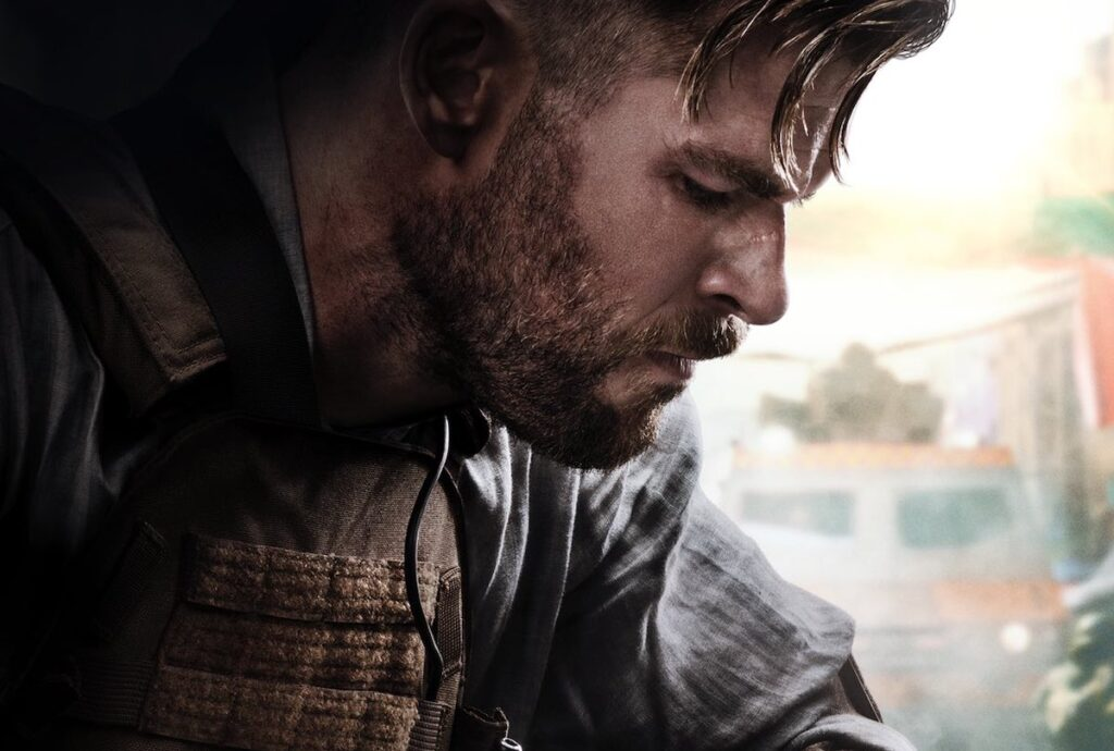 Se frygtløse Chris Hemsworth i Avengers instruktørers Extraction