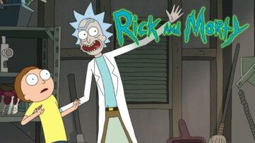 Snart nye afsnit af Rick and Morty på Netflix