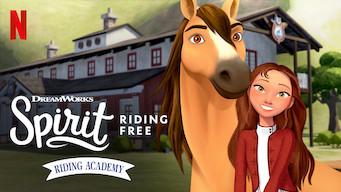 Spirit Riding Free: Riding Academy film serier netflix