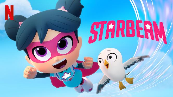 StarBeam film serier netflix