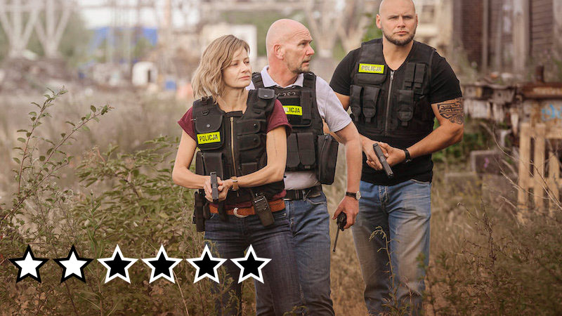 The Plagues of Breslau review anmeldelse netflix film 2020
