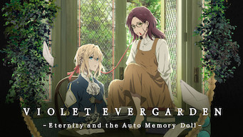 Violet Evergarden: Eternity and the Auto Memory Doll film serier netflix