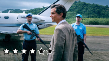 sergio anmeldelse netflix review film 2020