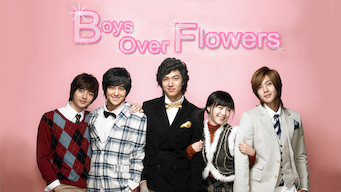 Se Boys Over Flowers på Netflix