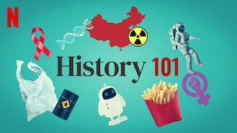 Se History 101 på Netflix