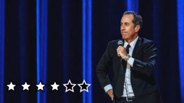Jerry Seinfeld 23 Hours To Kill anmeldelse netflix review danmark 2020