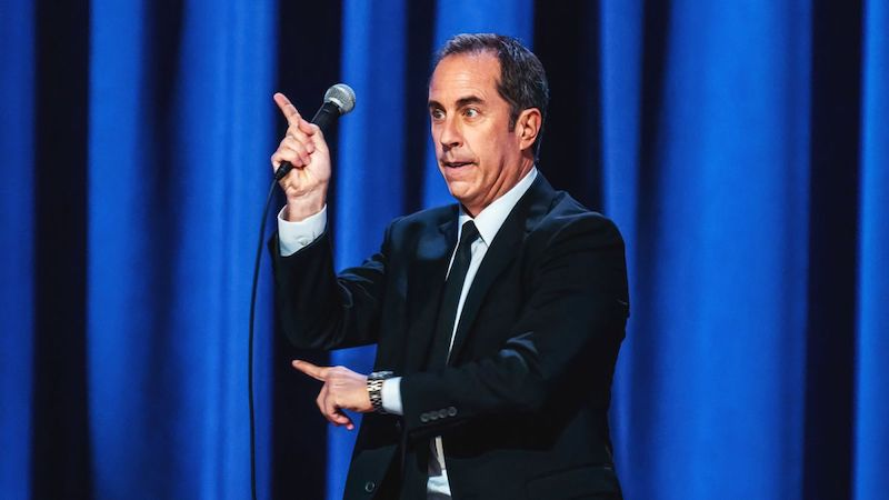 Jerry Seinfeld 23 Hours To Kill danmark