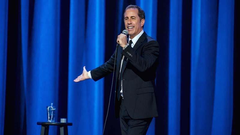 Jerry Seinfeld netflix 23 Hours To Kill