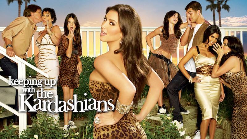Keeping Up with the Kardashians netflix danmark