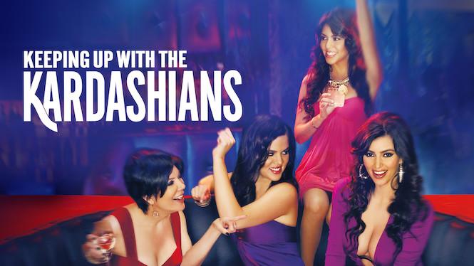Se Keeping Up with the Kardashians på Netflix