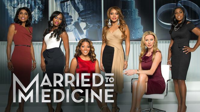 Se Married to Medicine på Netflix