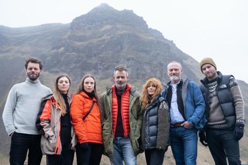 Netflix annoncerer de medvirkende i ny sci fi serie Katla danmark