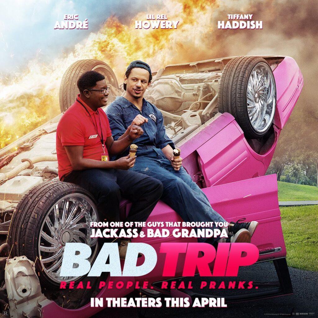 Netflix køber biograffilmen Bad Trip fra Jackass skaber