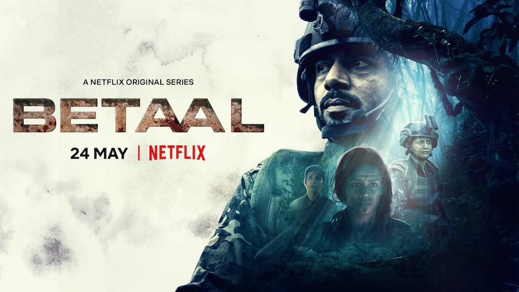 Netflix klar med ny skrækindjagende horror serie Betaal