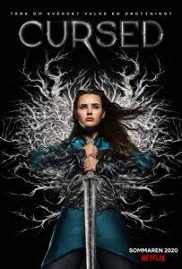Netflix teaser Frank Millers Cursed