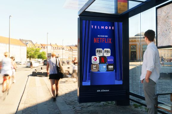 Nu kan du få Netflix med Telmore