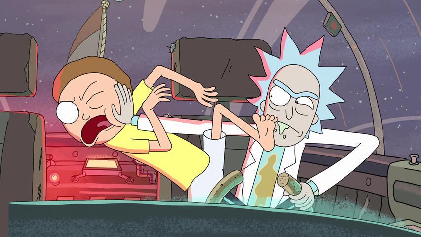 Ny sæson af Rick and Morty begynder på Netflix i denne uge