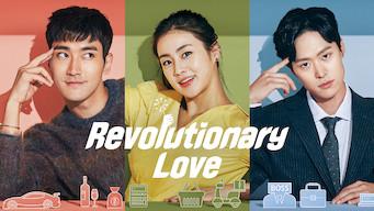 Se Revolutionary Love på Netflix