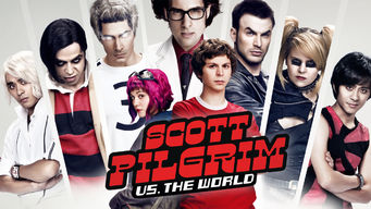 Se Scott Pilgrim vs. the World på Netflix