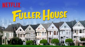 Sidste afsnit af Fuller House på Netflix til juni