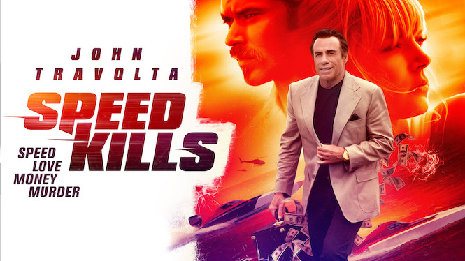 Speed Kills film serier netflix