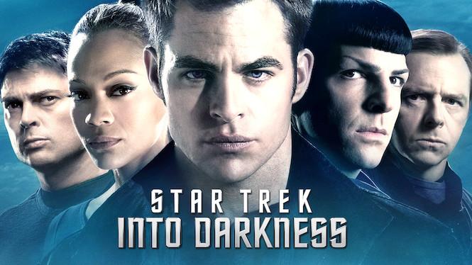 Se Star Trek Into Darkness på Netflix