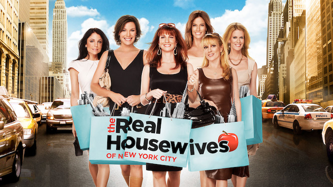 The Real Housewives of New York City film serier netflix