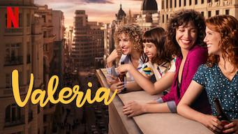 Se Valeria på Netflix