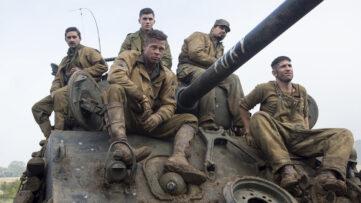 De 5 bedste krigsfilm på Netflix