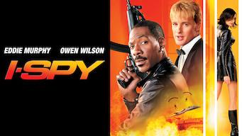 I Spy film serier netflix
