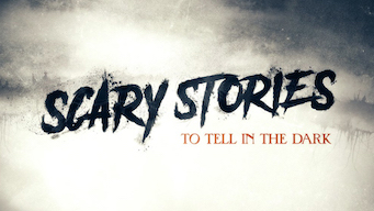 Scary Stories to Tell in the Dark film serier netflix