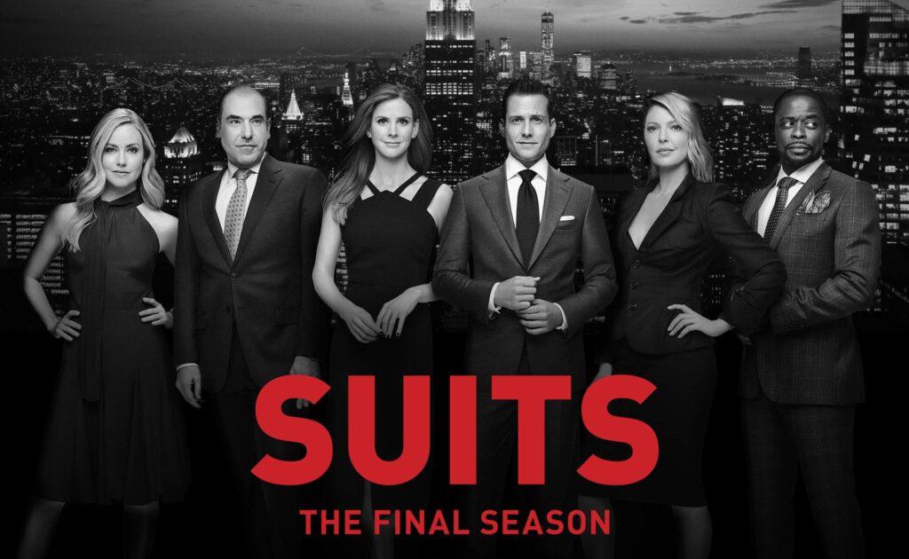 Sidste sæson af Suits kan snart streames på Netflix