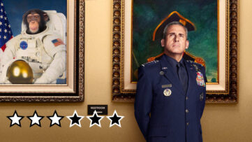 space force anmeldelse netflix review 2020 serie