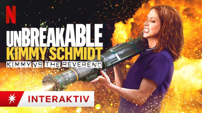 Interaktiv Kimmy Schmidt kommer endelig til Danmark