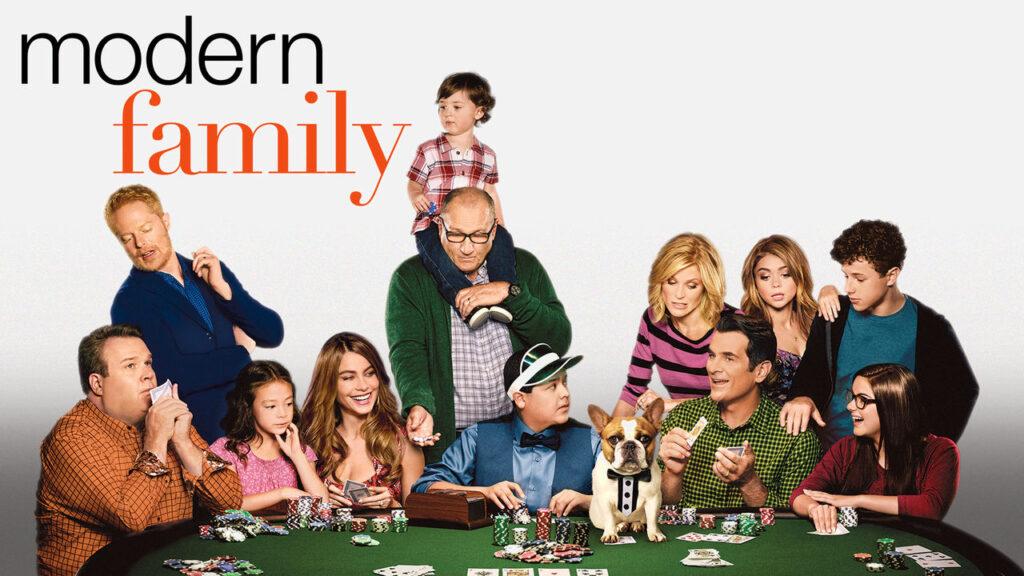 Nye afsnit af Modern Family snart på Netflix