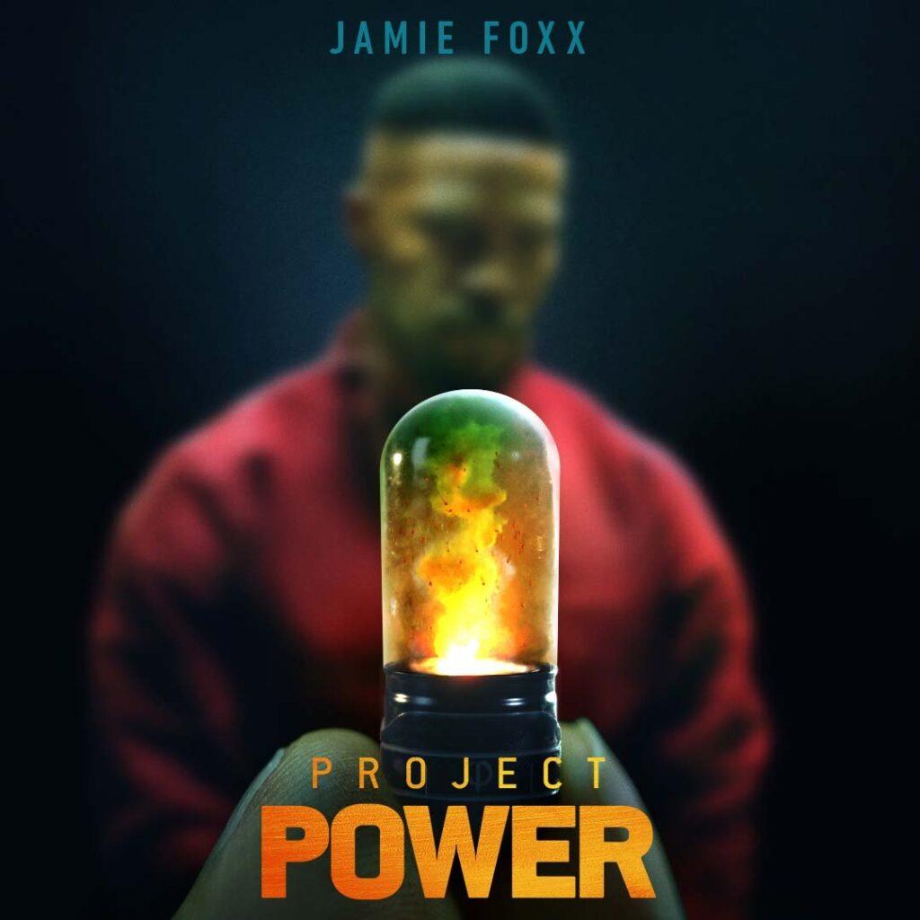 Project Power Amerikansk action sci fi med stærkt trekløver i front