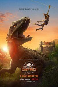 Se teaser til ny Jurassic World serie