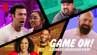 GAME ON A Comedy Crossover Event