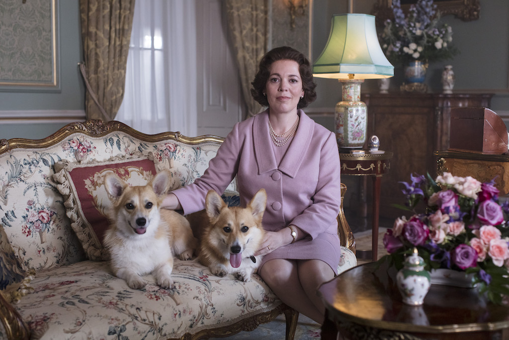 Netflix frigiver premieredato paa The Crown saeson 4