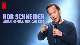 Rob Schneider Asian Momma Mexican Kids