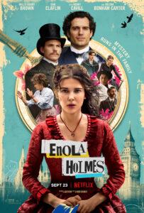 Se trailer til Enola Holmes med Millie Bobby Brown og Henry Cavill