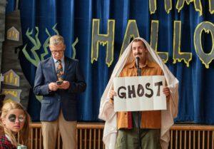 Adam Sandler er tilbage i Hubie Halloween